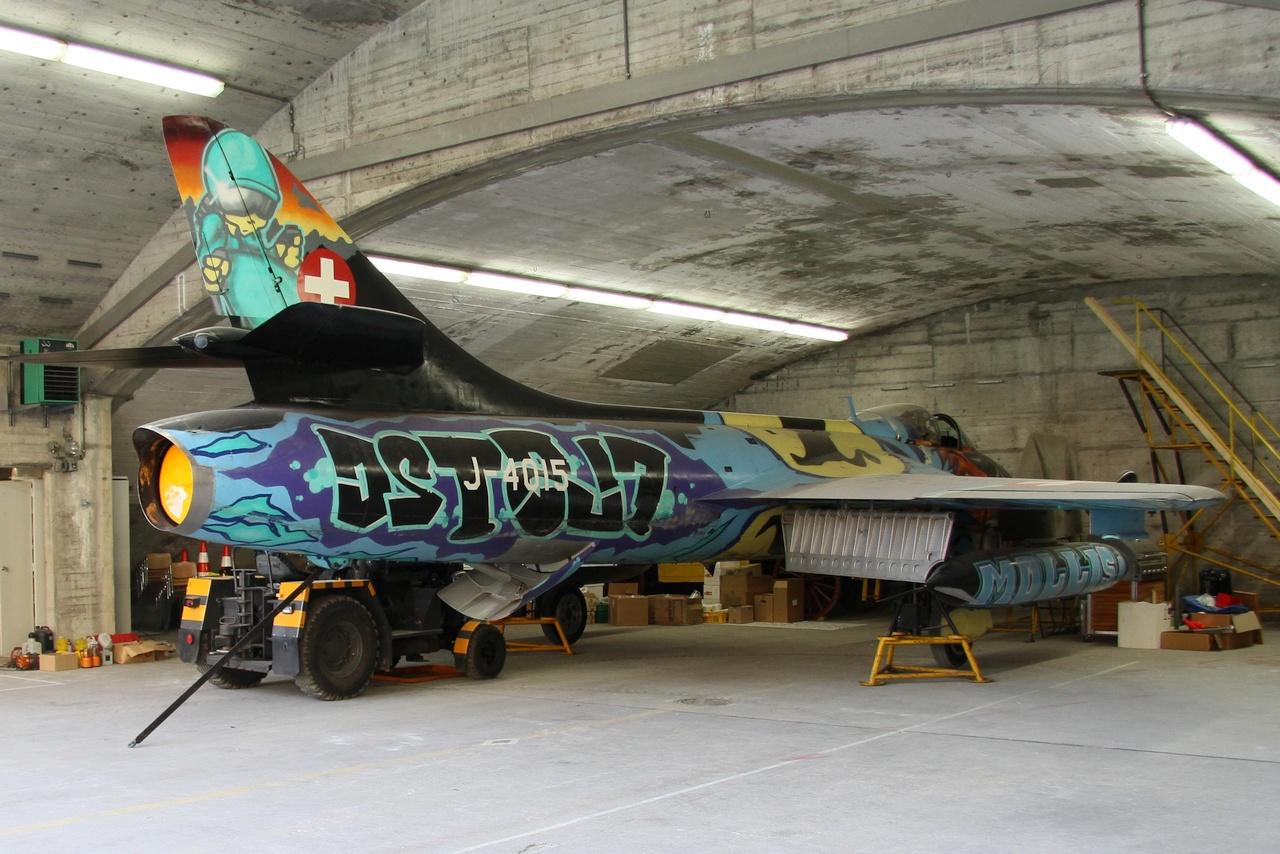 Graffity im U1
